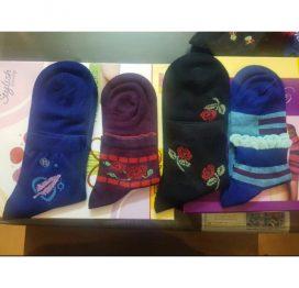 packs of 4 women socks pakistan