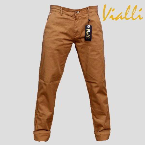 vialli brown jeans