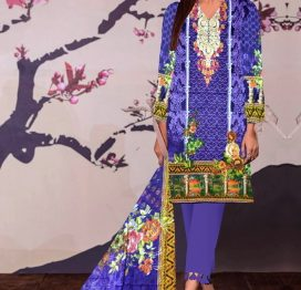lawn suits abiha collection