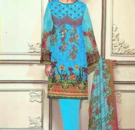 blue-embroidered-lawn-dress