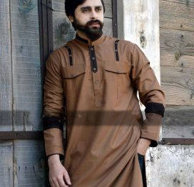 brown-kurta-mens-pakistan (2)