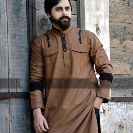 brown-kurta-mens-pakistan (2)