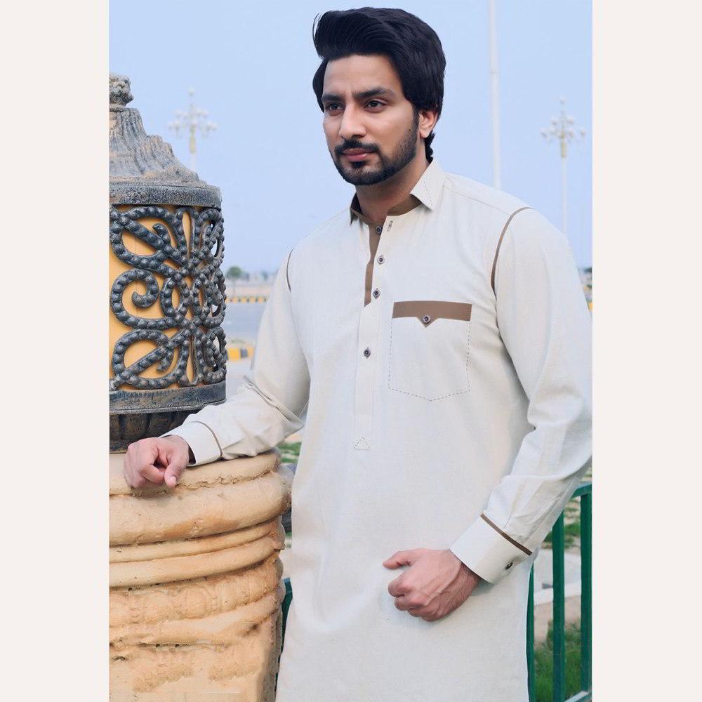 b24c081d02 Buy Off White Shalwar Kameez For Men - Shop Online in Pakistan