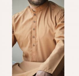 orange-mens-kurta-pakistan
