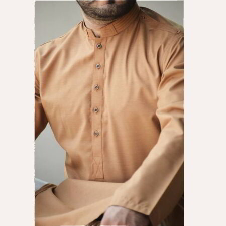 orange-mens-kurta-pakistan
