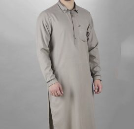 pakistan grey design kurta