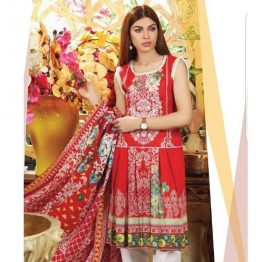 7688f99c03 Pakistani Lawn Suits Collection 2019 with Price - Buy Online