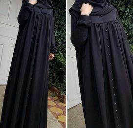 black abaya women