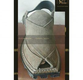 gray-sandles