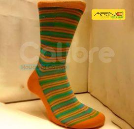 arino socks cotton green