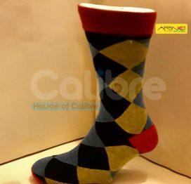 arino socks rectangle combed