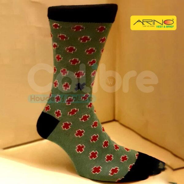 arino socks red cross