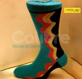 arino socks waves combed