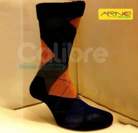 arion socks black malt
