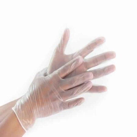pack of 50 disposable gloves