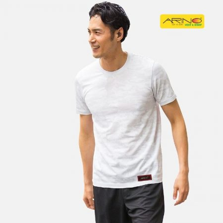 plain white cotton t shirts for men online