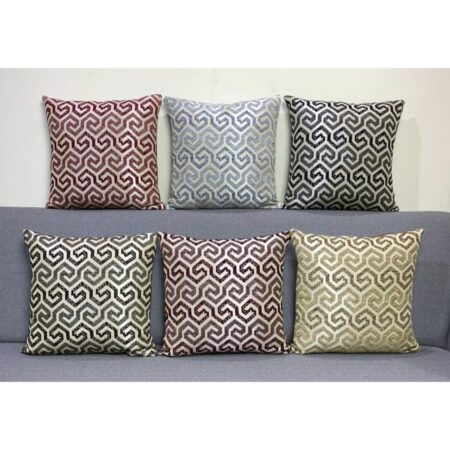 jacquard strong stitched stuffed cushions