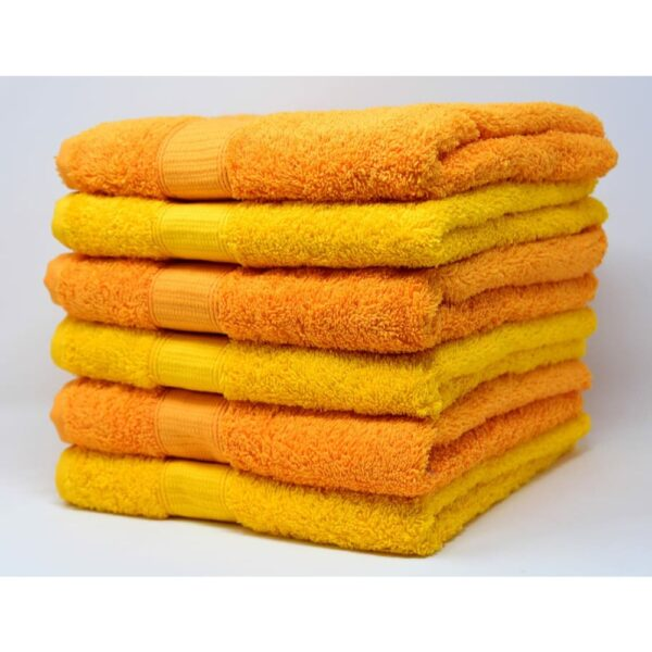super soft cotton terry long towel