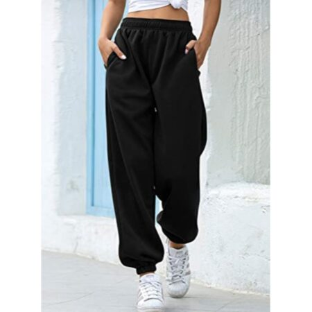 female winter fleece trouser