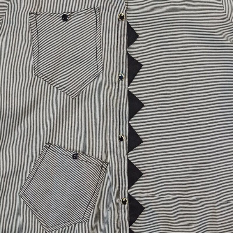 2 pockets shirt for ladies