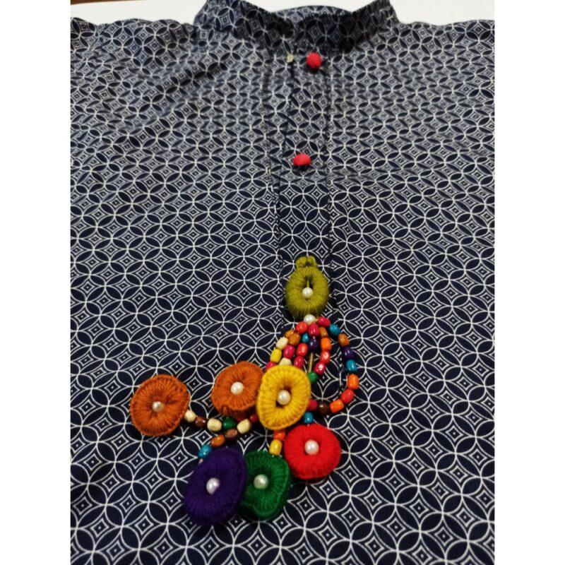 handmade shirts for ladies & girls