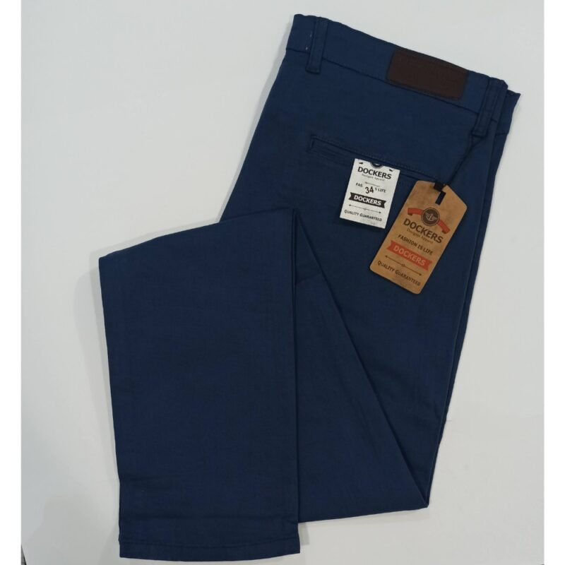 Cotton jeans-semi frmal pants-dockers-leftovers export quality pants-semi casual pants-branded pants-online office pants-big size pants-solid color pants-sky blue pants