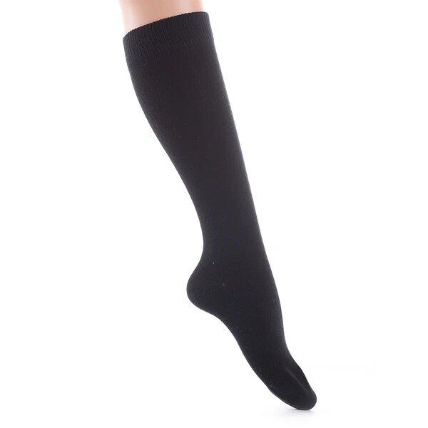 plain black amazon cotton socks