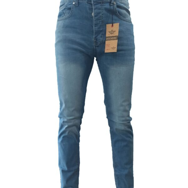 Dockers Stretchable Washed Denim Pants
