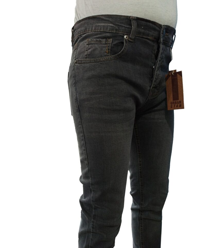 Grey Shaded Jeans