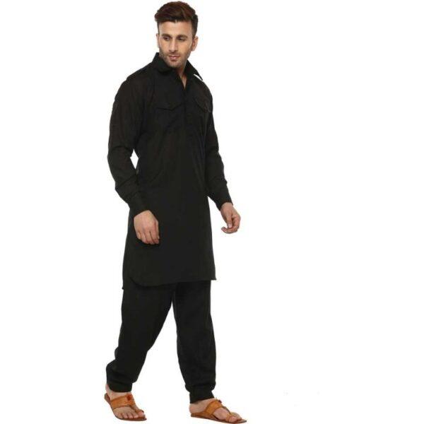 Fine Cotton Nawabi kutra For Mens