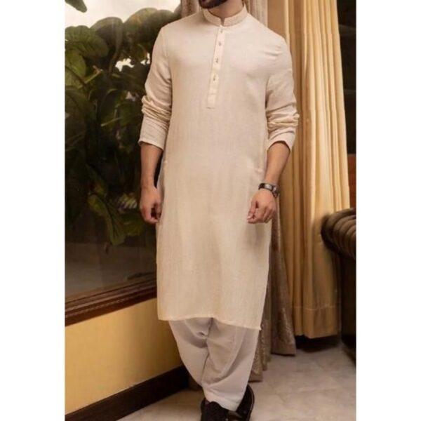light skin color mens shalwar kamez