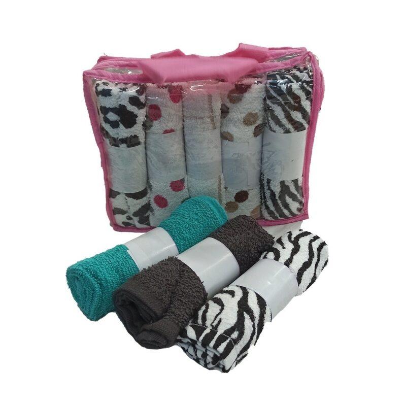 Small Size Handkerchief Towels