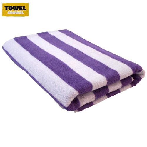 Purple-Premium-Cotton-2-Tone-Towel
